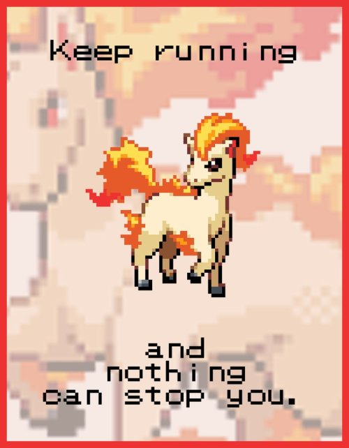 rocketgruntcarlos:  Motivational Pokemon posters from Ommin202 @ deviantART