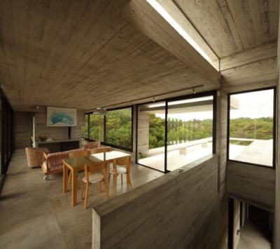 (via Costa Esmeralda House by BAK Arquitectos - Design Milk)