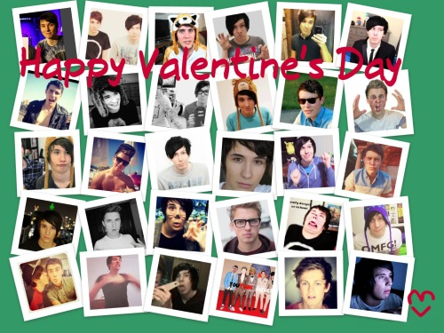 Happy V-dayy lovelys!:))