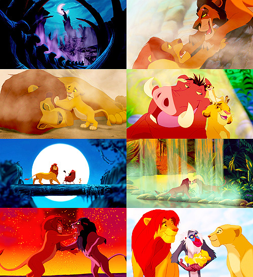 danielradcliffes:  never ending list of favourite disney movies(x): The Lion King (1994)     Hakuna Matata! It means no worries.