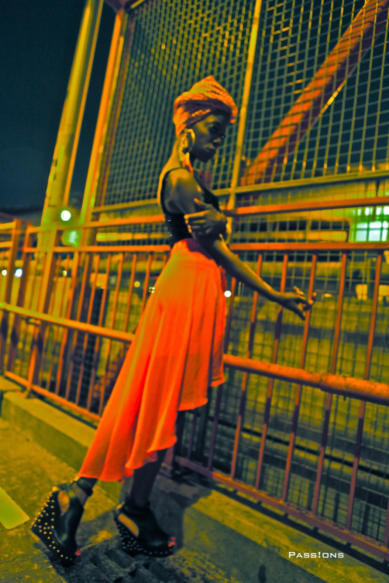 "passions-ink:     ""Power Of Silence"" Brooklyn Nights 