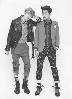 mine Black and White asian kpop infinite Dongwoo Hoya korean infinite h kpop bw