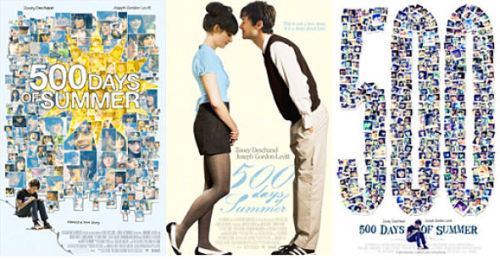 thelifeofanawkwardgirl:  List of Favorite Movies 500 Days of Summer For the past few months I haven't really enjoyed this movie that much so I watched it today just to make sure that I didn't like it anymore and it turns out I love it. <3