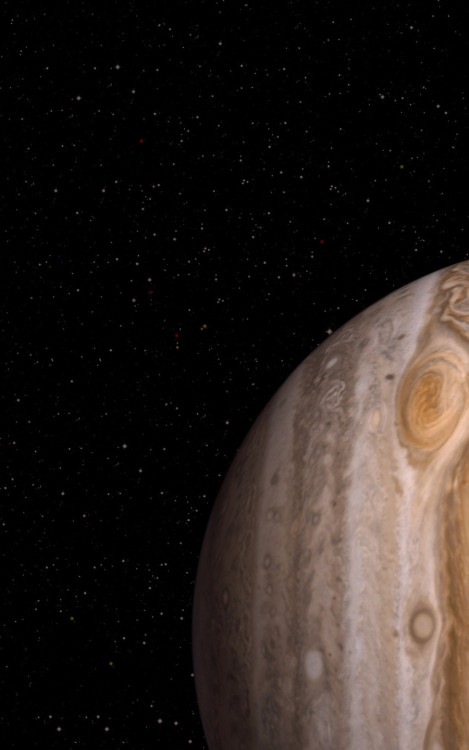 atomstargazer:  Peek at Jupiter