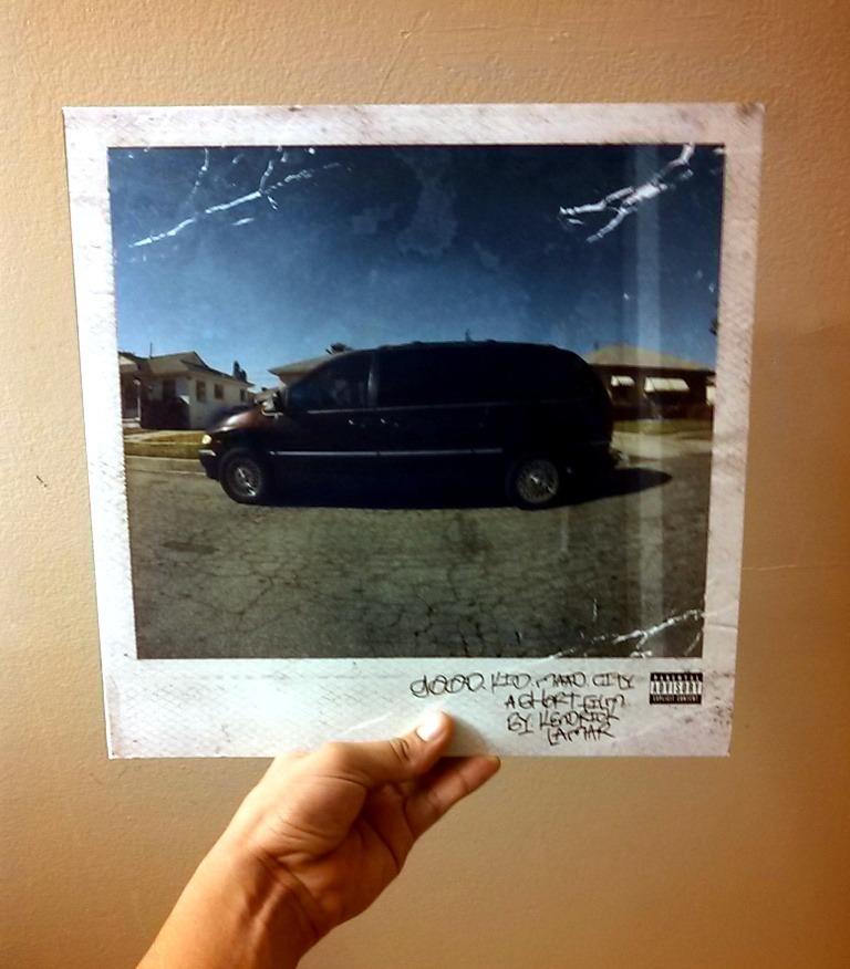 Record Of The Day Good Kid M.A.A.D City - Kendrick Lamar