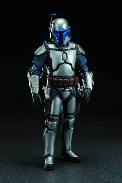 Kotobukiya adds Jango Fett to their Star Wars Artfx+ Statue series! Preorder him now: http://ow.ly/ieAiU