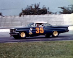1960 Catalina stock car