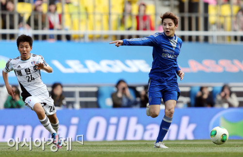 FC MEN's Opening Match vs. Pohang in Suwon World Cup Stadium