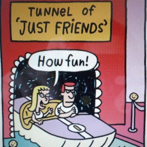 #LOL #justfriends #fail