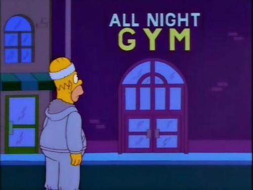 Gym conquest