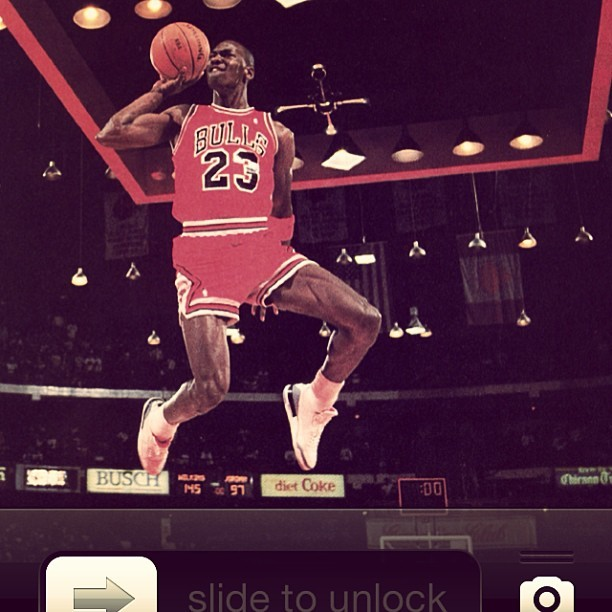 My wallpaper #MJ #23 🏀👌