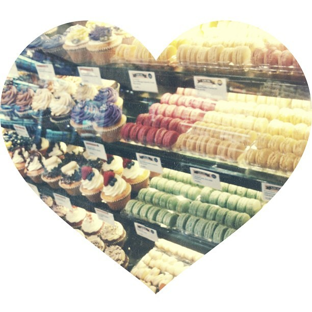 See you all never 💜🍰 (at Whole Foods Market)