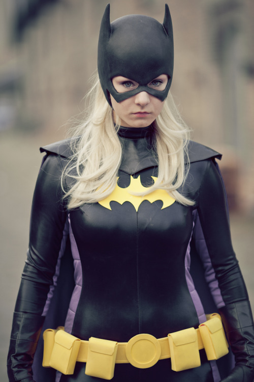 Sina - Batgirl : Stephanie Brown III (by afflaf)