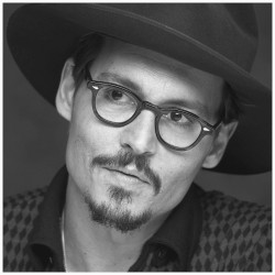 retroadv:  Johnny Depp Photographic Collection 5 […more Images]