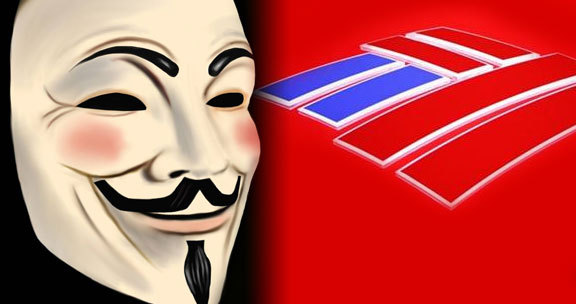 "anarcho-queer:  Bank of America Spied on Protesters, Anarchists And Hackers According To Info Leaked By Anonymous Anonymous hackers have released 14 gigabytes of information allegedly related to Bank of America& and a web intelligence firm it hired to spy on hackers and social activists last year. Emails detail how employees of TEKSystems actively watched hacker forums and social media sites for any remotely relevant pieces of ""intelligence."" The leak includes a list of more than 10,000 words, phrases, and (seemingly arbitrary) Wikipedia entries — everything from ""jihad"" to ""keg stand"" to ""I Wish That I Had Duck Feet"" — used to find items on forums like anonops and sites including Facebook, Twitter (and Tweetdeck), pastebin, and various blogs. A press release from Par:AnoIA (aka Anonymous Intelligence Agency) states that the data clearly shows that the research was sloppy, random and valueless."" In the press release, Anonymous suggested that media companies Bloomberg and Reuters were involved in the surveillance:   The folder was named Bloomberg which could indicate that this data belongs to Bloomberg L.P. On the otherhand the entries are tagged with ""reuterscompanycontent"" which would point to Thomson Reuters. In any case: What it was doing on the Israeli server is up to anyone's guess.   But the emails include ""Daily Cyber Threat Highlights"" that list events and stories from all over the world. And the data dump adds a new element to what is known about public and private entities surveilling protestors of Occupy Wall Street. We knew that web intelligence firm Ntrepid mapped online relationships between anarchists and the leaders of Occupy. These documents reveal that TEKSystems assembled ""intelligence"" reports on both Occupy and hackers for (at least) the first 11 months of 2012. Hacktivists claim the release was not a hack ""because it (14 gigabytes of data and code) was stored on a misconfigured server and basically open for grabs;"" and, ""the collected data was stored insecurely and could have been retrieved by anyone."" ""As a bonus,"" the hackers released 4.8 gigabytes of data containing the salary information top executives around the world, including Google CEO Eric Schmidt."