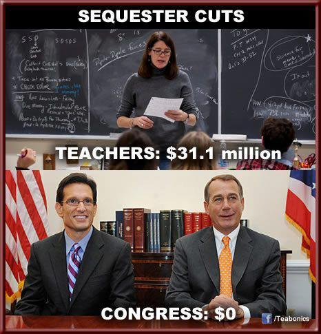 We are only getting dumber from sequestration.
