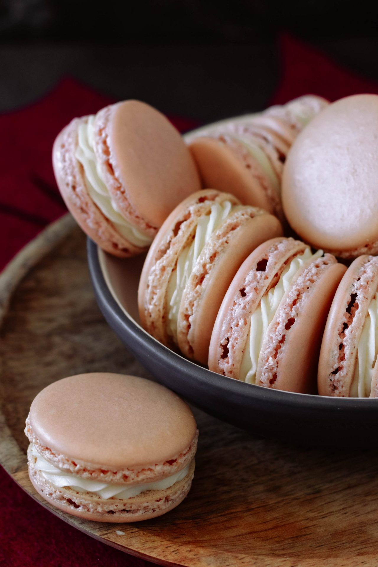 Maple Macarons https://ift.tt/3lB6jrE #IFTTT#Goodie Godmother#instagood#food#yummy#delicious#foodie#hungry#homemade#foodg