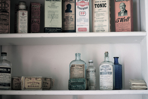 trusted medicines by @pointandwrite on Flickr.