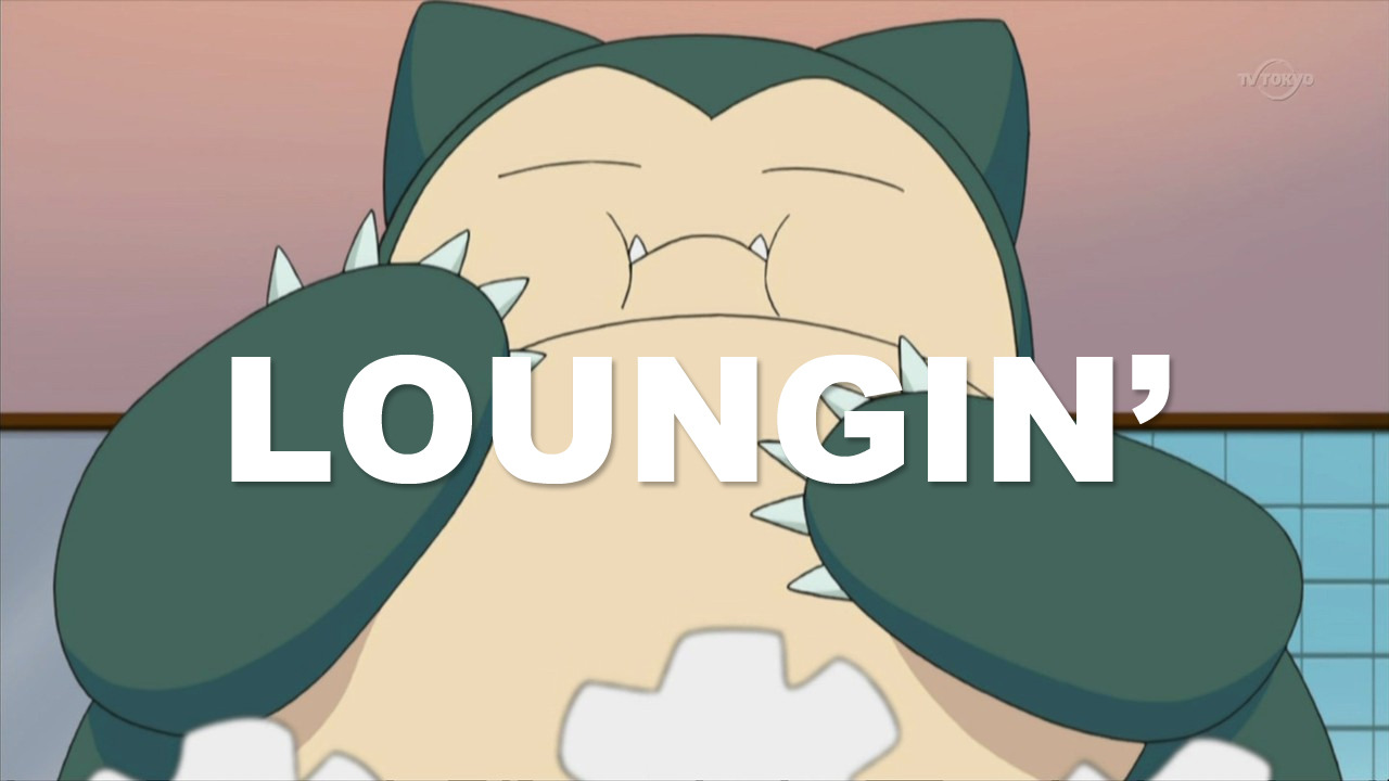 new post on pokexfashion wordpress! —-> LOUNGIN' <——