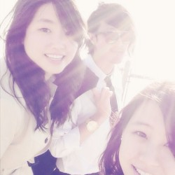Perfect day💕 @jessicajiyeonkim @탐오빵 #sf #friends
