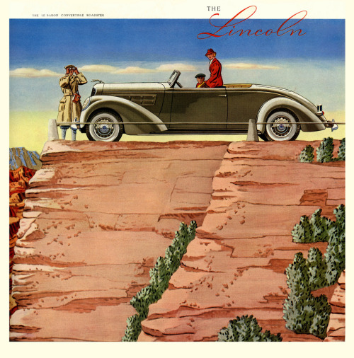 Lincoln Le Baron Convertible Roadster (by paul.malon)
