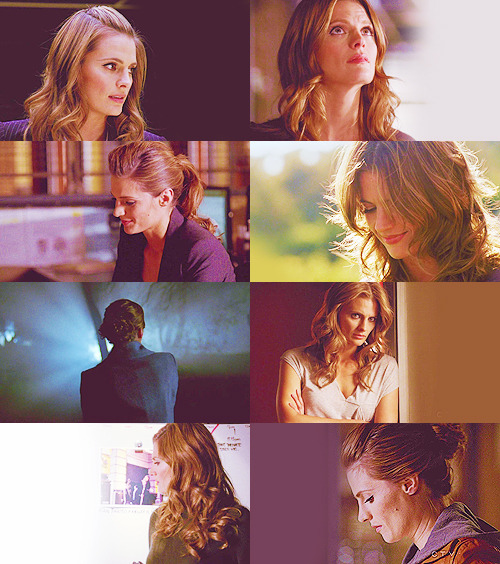 elowen1988:  Kate Beckett | Hairporn Season 5