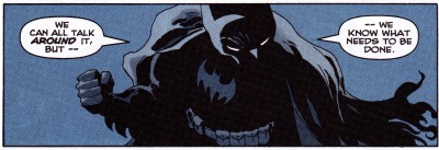 thecomicsvault:  The BatmanTHE LONG HALLOWEEN #1 (Dec. 1996)Art by Tim Sale & Gregory WrightWords by Jeph Loeb