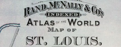 Rand McNally map of St Louis, MO (1893)Rand McNally map of St Louis, MO (1893)         Rand McNally map of St Louis, Missouri (1893)View Post