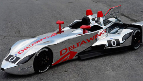 Yo dawg I heard you like chrome Starring: Deltawing (via autoblog.com)