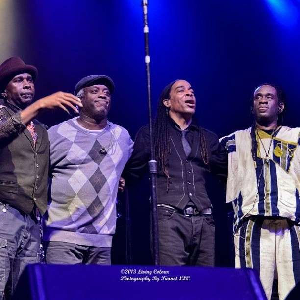 livingcolourmusic:  #LivingColour at the Paramount Huntington, NY 4/18/13 by #LisaPiernot