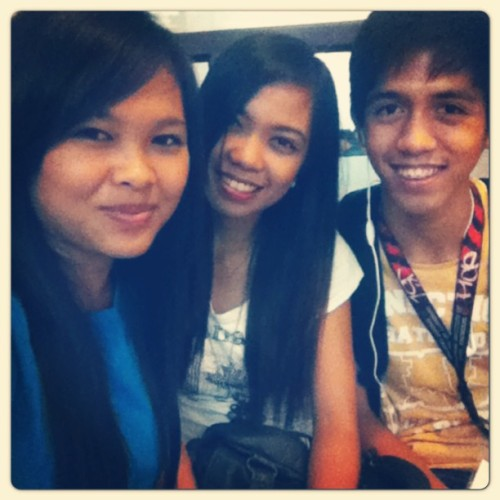 Super friends. =)))