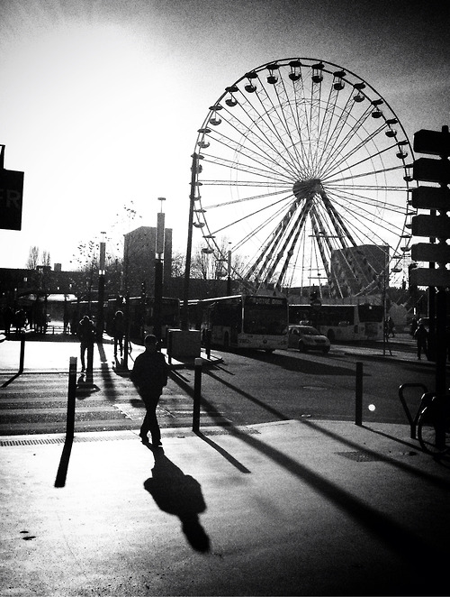 Grande roue #LH #roue #snapseed #iphone4s