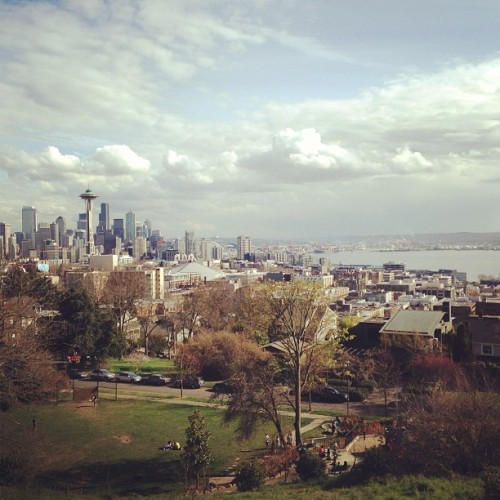 #206 #mycity #seattle such a nice day
