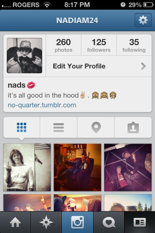 Follow me @nadiam24