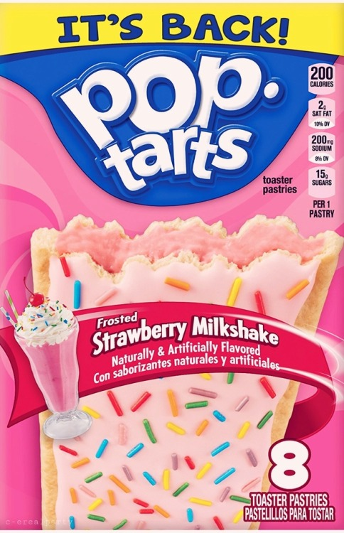 kidcore milkshake poptarts kawaii dessert childhood toywave strawberry sfw agere pink c-erealparty munchies foodporn nostalgia limitededition foodie sfw little blog little food