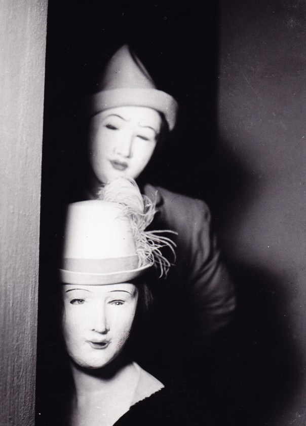 Werner Rohde - Self portrait with Renata, c.1935