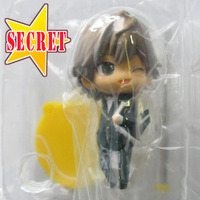 somnia:  Secret figure for the first New Prince of Tennis one coin set.  I certainly did not see this coming.