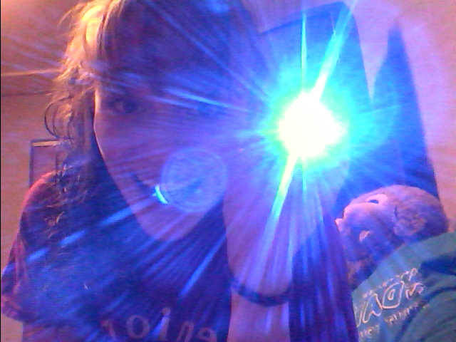 Check it out! I got a sonic screwdriver!!