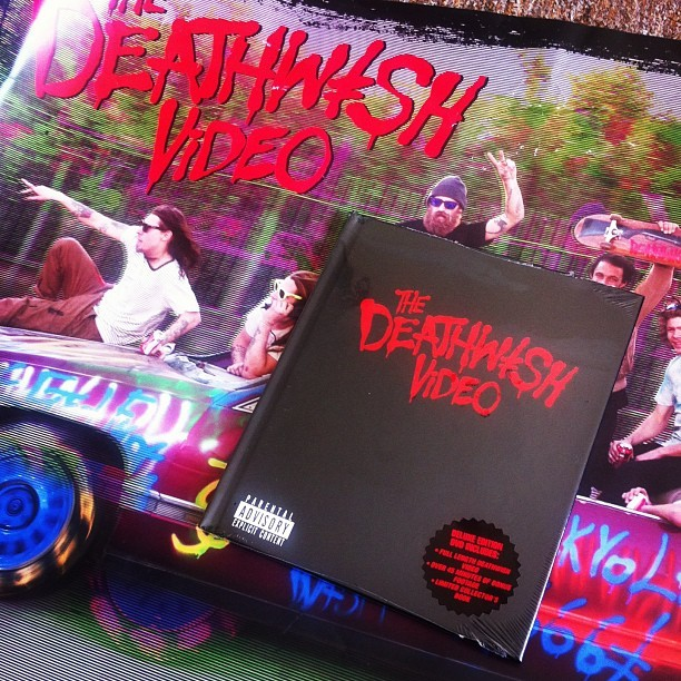 #deathwish #dvd for Reece #thedeathwishvideo