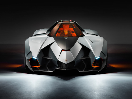 automotivated:  Lamborghini Egoista Concept (by upcomingvehiclesx)