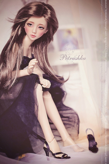 bjdollicious:  After by Anastasia Voronova on Flickr.