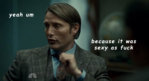 hannibalyo:  OMG WHY I LOVE THESE THINGS
