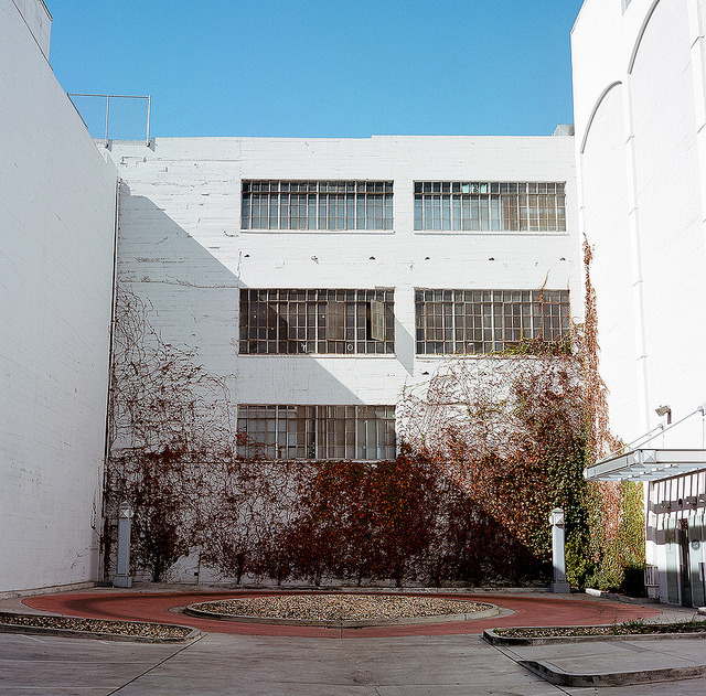 Van Ness has the strangest abandoned buildings. Or are they?
