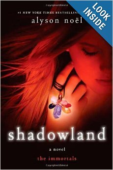 Shadowland (The Immortals, Book 3) Enter the realm of the Immortals—the #1 New York Times bestselling series that's been acclaimed as breathtaking, mesmerizing, flawless and extraordinary.  Ever and Damen have traveled through countless past lives—and fought off the world's darkest enemies—so they could be together forever. But just when their long-awaited destiny is finally within reach, a powerful curse falls upon Damen…one that could destroy everything. Now a single touch of their hands or a soft brush of their lips could mean sudden death—plunging Damen into the Shadowland. Desperate to break the curse and save Damen, Ever immerses herself in magick—and gets help from an unexpected source…a surfer named Jude.  Although she and Jude have only just met, he feels startlingly familiar. Despite her fierce loyalty to Damen, Ever is drawn to Jude, a green-eyed golden boy with magical talents and a mysterious past. She's always believed Damen to be her soulmate and one true love—and she still believes it to be true. But as Damen pulls away to save them, Ever's connection with Jude grows stronger—and tests her love for Damen like never before…  Hardcover:368 pages Publisher:St. Martin's Griffin; 1 edition (November 17, 2009) Language:English ISBN-10:031259044X ISBN-13:978-0312590444 Product Dimensions:1.2 x 6 x 9 inches Shipping Weight:13.6 ounces (View shipping rates and policies) Average Customer Review:3.4 out of 5 starsSee all reviews(172 customer reviews) Amazon Best Sellers Rank:#146,276 in Books (See Top 100 in Books)