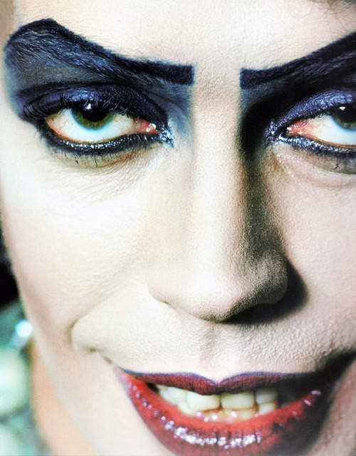 vintagegal:  Tim Curry in the Rocky Horror Picture Show (1975)