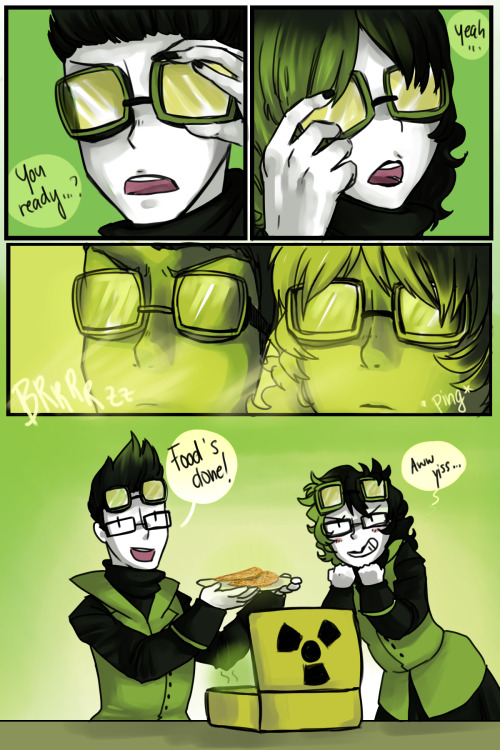 radioactive-twins:  based on the food ask because heating up food is srs bsns