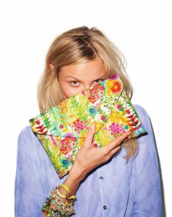 birdwings:  Liberty Floral for J.Crew