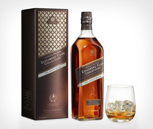 Johnnie Walker The Spice Road blend. Go on Walkerabout.