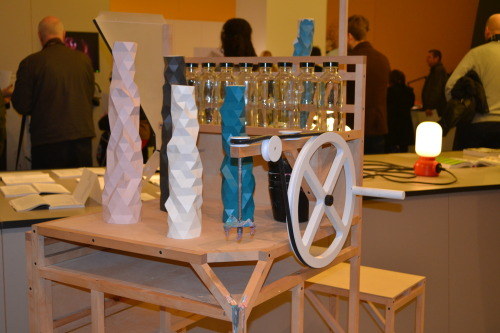 wgsn:  #CitybyCity want to own one of these hand-crafted Faceture vases by @philcuttance, exhibited at @DesignMuseum 's Designs of The Year 2013 exhibition #designsoftheyear