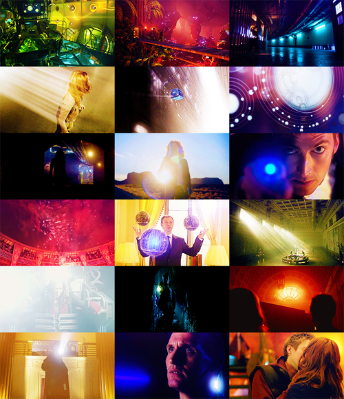 doctor who + light! @anon